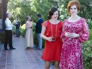 Christina Hendricks - Mad Men Season 7 Promo Stills (5x)