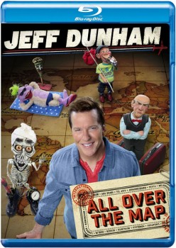 Jeff Dunham: All Over the Map 2014 m720p BluRay x264-BiRD