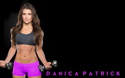Danica Patrick : One Hot Wallpaper