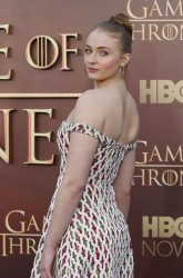 Sophie Turner - HBO's Game Of Thrones Season 5 Premiere And After Party *adds*