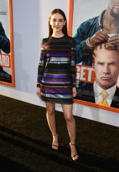 Alison Brie - 'Get Hard' Premiere in Hollywood - 3/25/15