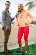 Caroline Wozniacki BNP Paribas Open tennis at the Indian Wells (media day 3) March 11-2015 x6