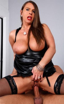 German Busty Housewife Susi Cover