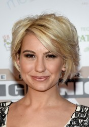 Chelsea Kane - Muhammad Ali's Celebrity Fight Night XXI in Scottsdale, Arizona 3/28/15
