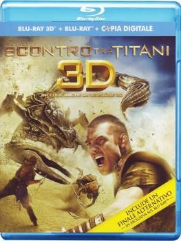 Scontro tra titani 3D (2010) Full Blu-Ray 3D 39Gb AVC\MVC ITA DD 5.1 ENG DTS-HD MA 5.1 MULTI