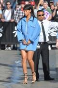 "Rihanna | Arriving @ ""Jimmy Kimmel Live"" in Hollywood | April 1 | 93 pics"