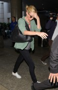 Charlize Theron Arrives at Los Angeles International Airport April 1-2015 x52