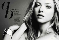 Amanda Seyfried Marie Claire December '11