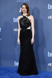 Emma Stone - 22nd Annual Critics' Choice Awards in Santa Monica 12/11/16