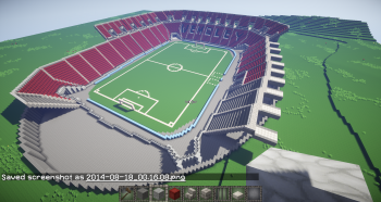 Wip wembley stadium creative mode minecraft java edition continued first tier slightly sciox Gallery